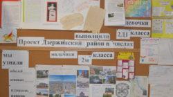 Дзержинский район в цифрах