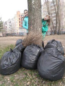 Акция «Зелена весна»